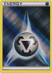Metal Energy - 2013 Unnumbered - Reverse Holo