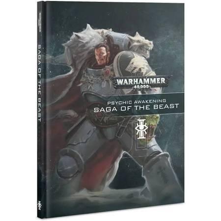 Psychic Awakening: Saga Of The Beast