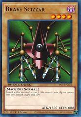Brave Scizzar - SS05-ENB03 - Common - 1st Edition