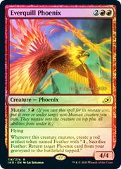 Everquill Phoenix - Foil - Prerelease Promo