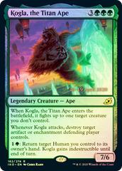 Kogla, the Titan Ape - Foil - Prerelease Promo