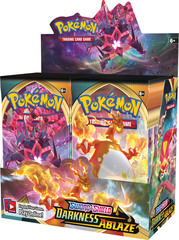 Sword & Shield - Darkness Ablaze Booster Box (Ships Aug 7)