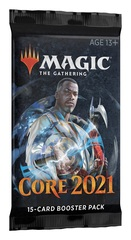 Magic 2021 (M21) Core Set Booster Pack - English