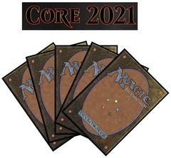 Core Set 2021 Complete Set - Foil