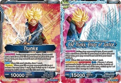 Trunks // SS2 Trunks, Envoy of Justice - BT10-031 - C