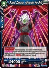Fused Zamasu, Advocate for Evil - BT10-053 - C
