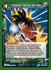 Intensive Training Son Goku - BT10-066 - R - Foil