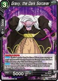 Gravy, the Dark Sorcerer - BT10-138 - UC - Foil