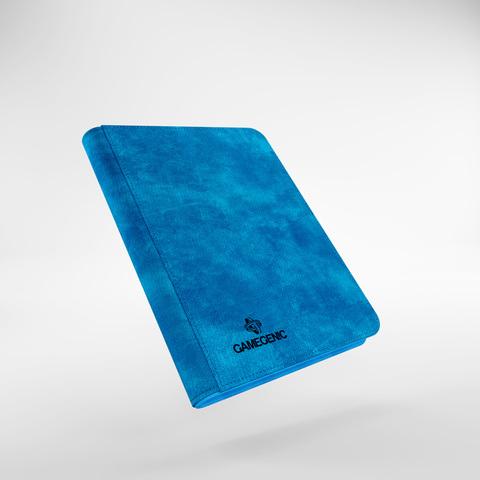 Gamegenic - Zip-Up Album 8-Pocket - Blue
