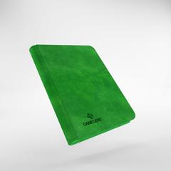 Gamegenic Zip-Up Album 8-Pocket: Green