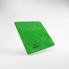 Gamegenic - Zip-Up Album 24-Pocket - Green