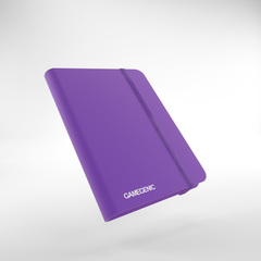 Gamegenic - Casual Album 8-Pocket - Purple