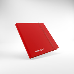 Gamegenic - Casual Album 24-Pocket - Red