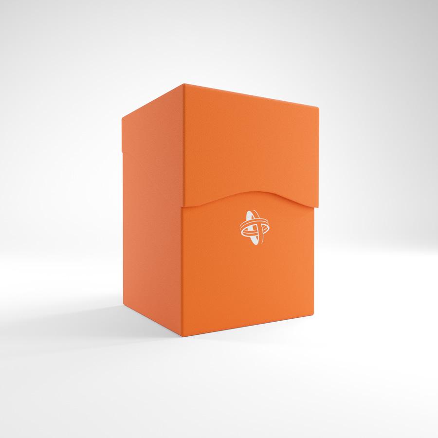Gamegenic - Deck Holder 100+ - Orange