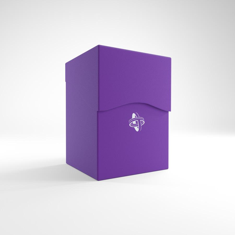 Gamegenic - Deck Holder 100+ - Purple