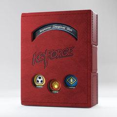 Gamegenic - Keyforge Deck Book - Black