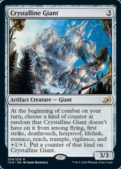 Crystalline Giant - Promo Pack