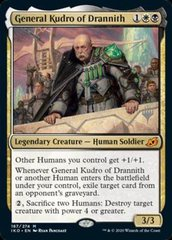 General Kudro of Drannith - Foil - Promo Pack
