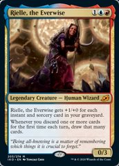 Rielle, the Everwise - Foil - Promo Pack