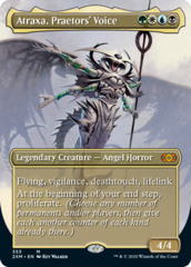 Atraxa, Praetors' Voice (Borderless) - Foil