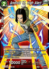 Android 17, High Alert - EX11-05 - EX - Foil