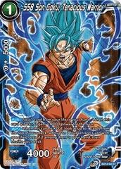 SSB Son Goku, Tenacious Warrior - SD12-03 - ST - Foil