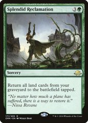 Splendid Reclamation - Promo Pack
