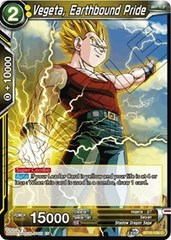 Vegeta, Earthbound Pride - BT10-106 - C