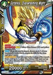 Gotenks, Overwhelming Might - BT10-111 - UC