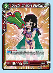 Chi-Chi, Ox-King's Daughter - BT10-013 - C - Foil
