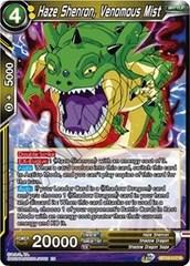 Haze Shenron, Venomous Mist - BT10-117 - R - Foil