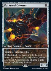 Darksteel Colossus - Foil
