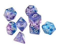 0401 Dice Set - Violet Betta