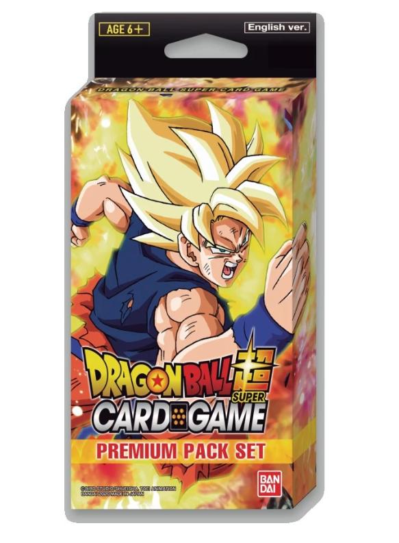 [DEPRECATED]Dragon Ball Super - Premium Pack Set 01