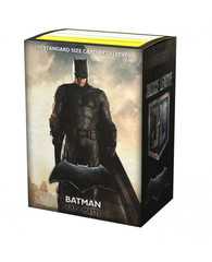 Dragon Shield Sleeves: Art Matte Justice League - Batman Limited Edition (100 Standard Size)