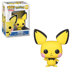 Games Series - #579 - Pichu (Pokemon)