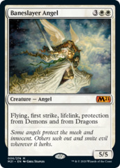 Baneslayer Angel on Channel Fireball