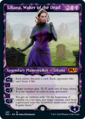Liliana, Waker of the Dead - Showcase