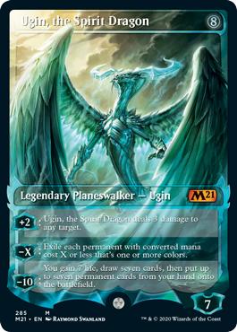 Ugin, the Spirit Dragon - Showcase