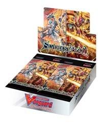 V Booster Set 08: Silverdust Blaze Booster Box