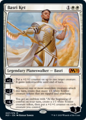 Basri Ket - Foil on Channel Fireball