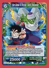 Son Gohan & Piccolo, Skills Sharpened - BT10-147 - R