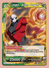 Jiren, Alien Power - BT10-151 - UC