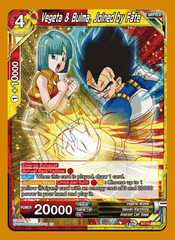 Vegeta & Bulma, Joined by Fate - BT10-146 - R - Foil