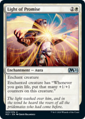 Light of Promise - Foil