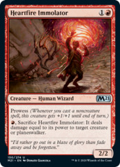 Heartfire Immolator - Foil