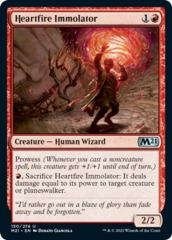 Heartfire Immolator - Foil