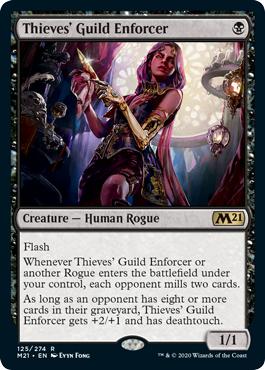 Thieves Guild Enforcer