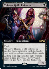 Thieves Guild Enforcer - Extended Art