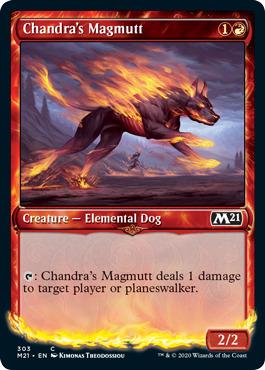 Chandras Magmutt - Showcase
